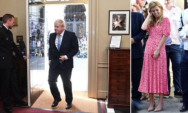 Boris Johnson becomes the new PM after May quits