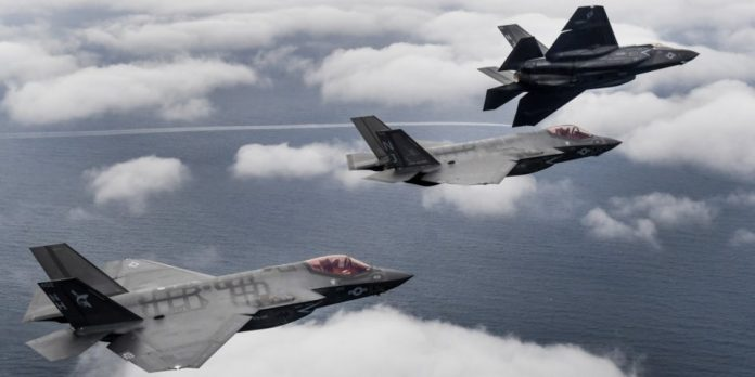The F-35 stealth fighter is getting a very long-range missile that can blind an enemy's air defenses