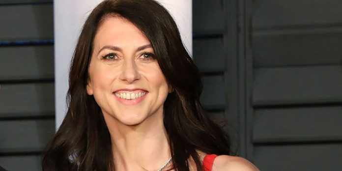 MacKenzie Bezos is officially Amazon's second-largest individual shareholder and the third-wealthiest woman in the world