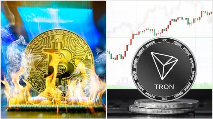 Bitcoin's Continued Weakness Gives Slumping TRON Room to Bounce