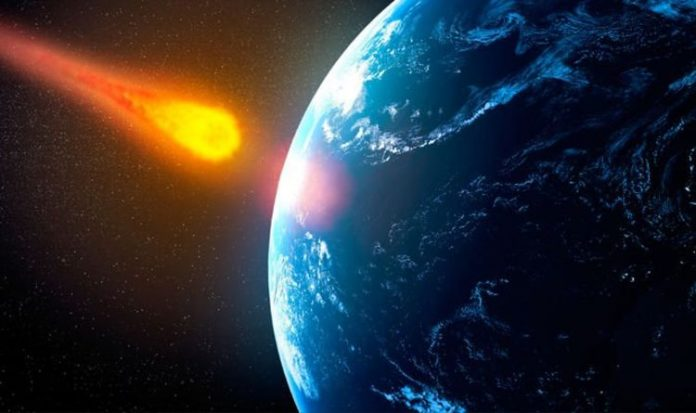 Asteroid shock: Scientists urgent warning after surprise rock's close shave with Earth – Express.co.uk