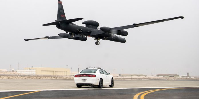 U-2 spy planes have lurked all over the world for 64 years — here's how the Dragon Lady keeps an eye on the battlefield