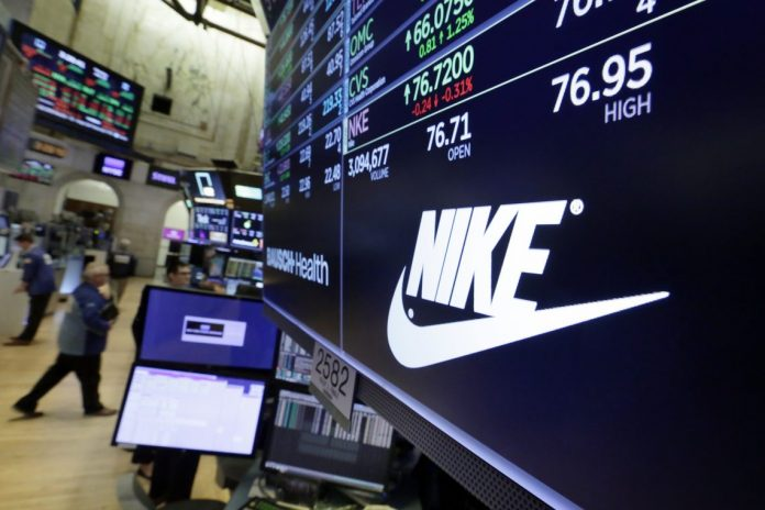 Dow Jones Stock Nike Looking Strong Heading into Q1 Report