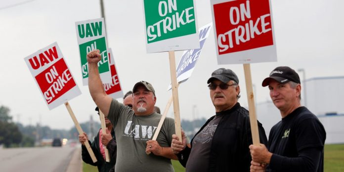 UAW, GM strike could inspire union movements at Southern auto plants