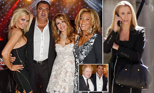 Property tycoon who hobnobbed with Boris and drove a Rolls-Royce pleads poverty in court battle