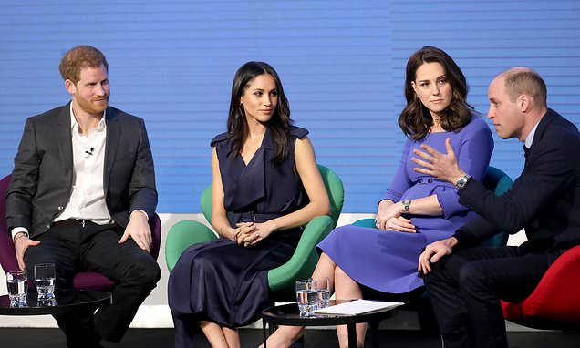 Royals in `television takeover´ for mental health campaign