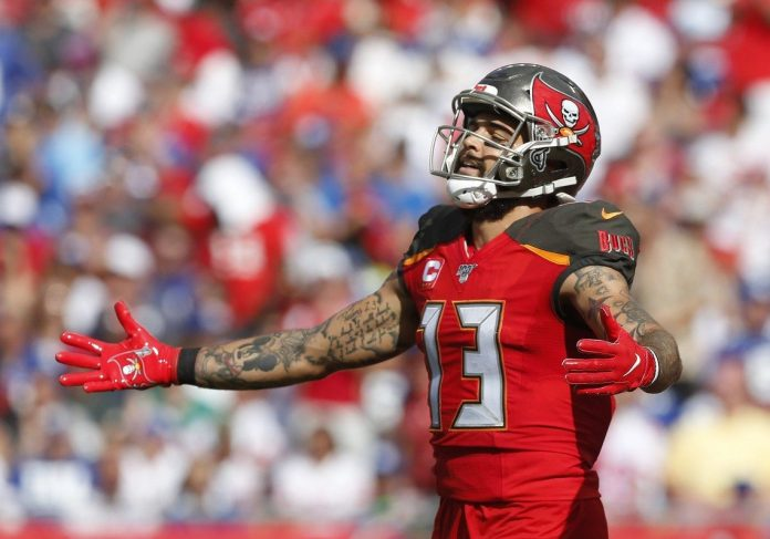 Did Tampa Bay WR Mike Evans Play Up to His $82M Contract in Today's Debacle?