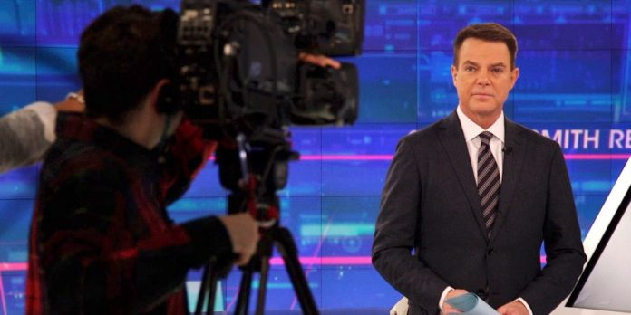 Shepard Smith behind the scenes at Fox News video – Business Insider