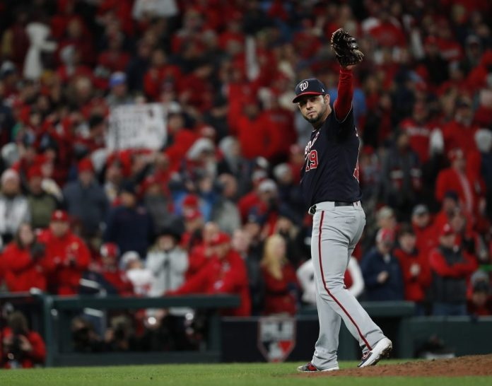 Sanchez's Near No-Hitter Sets Stage for Unlikely Nationals NLCS Victory