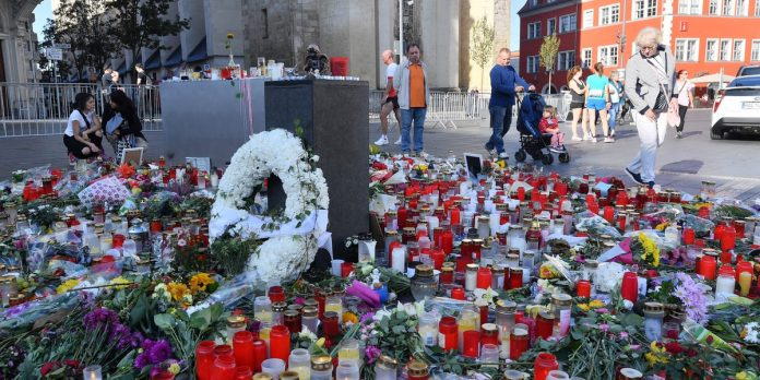 Mathias Döpfner: Halle attack shows failure of German open society – Business Insider