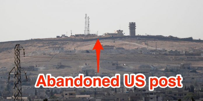 1,000 US troops make a chaotic and demoralizing retreat from Syria – Business Insider