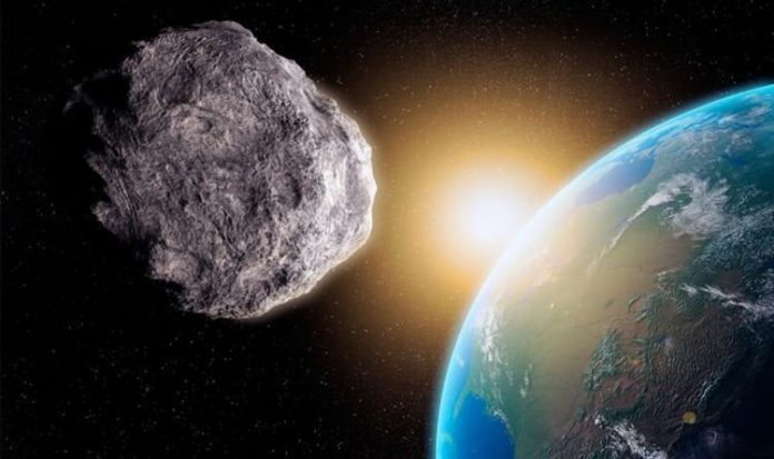 Asteroid alert: A 20,000MPH asteroid will skim Earth on Halloween – Will the rock hit? – Express.co.uk
