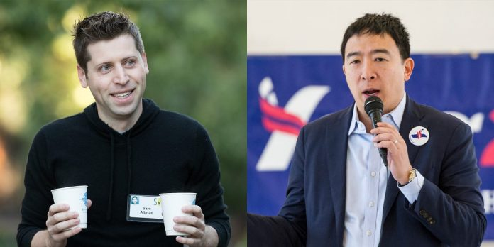 Sam Altman is throwing a fundraiser for Andrew Yang in San Francisco – Business Insider