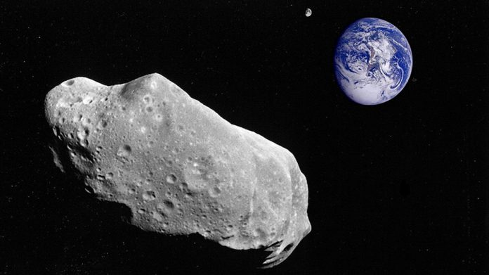 Asteroid due to speed past Earth today will come almost as close as the moon (PHOTO) – RT