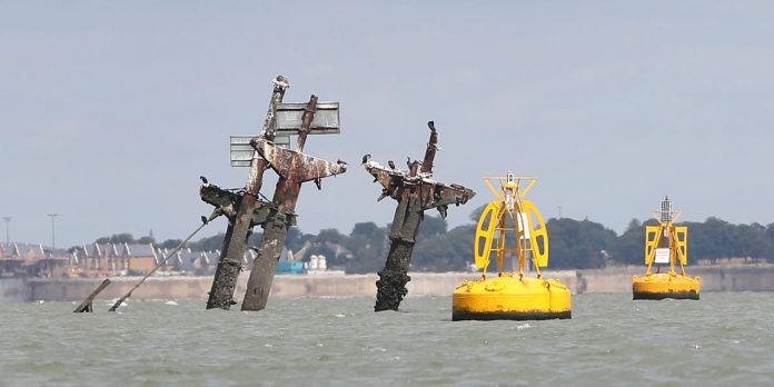 Tale of SS Richard Montgomery sunk off London with 1,400 tonnes of TNT – Business Insider