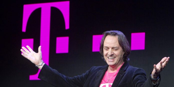 WeWork is interested in John Legere because of his T-Mobile success – Business Insider