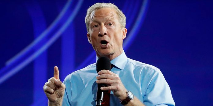 Tom Steyer explains why he's putting his fortune into a 2020 campaign – Business Insider