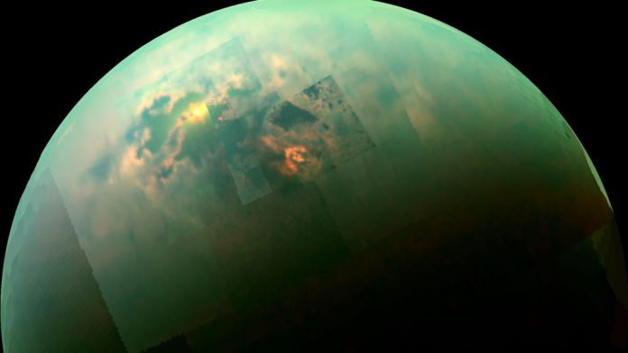 Saturn's Moon Titan Mapped – Mental Floss