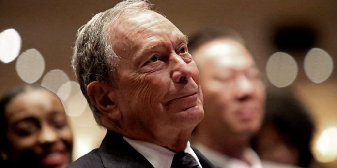 Mike Bloomberg spends $30 million on TV ads, eclipsing rivals – Business Insider