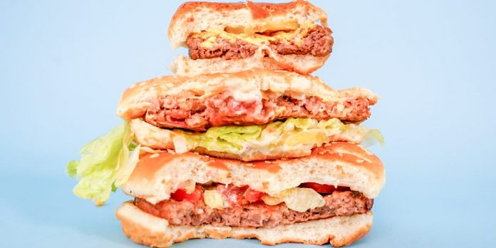 Plant-based fast food burgers available in the US compared – Business Insider