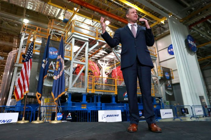 Boeing, NASA clash over push for Congress to fund new stage for moon rocket – The Washington Post