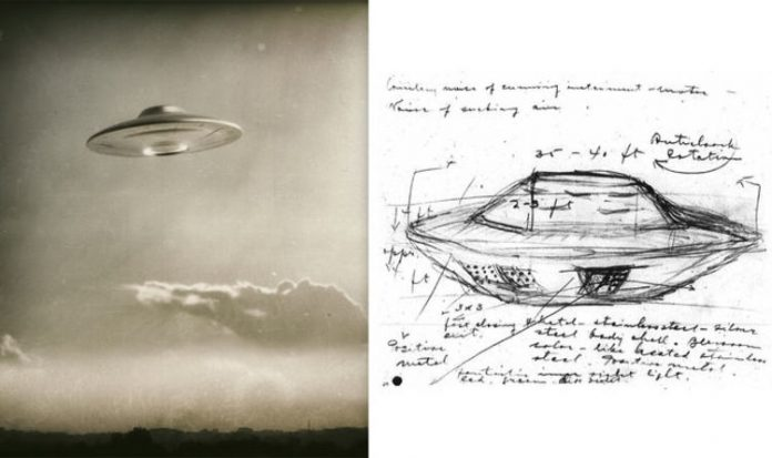 UFO sighting: Disclosure of 30,000 government UFO reports finds home at University archive – Express.co.uk