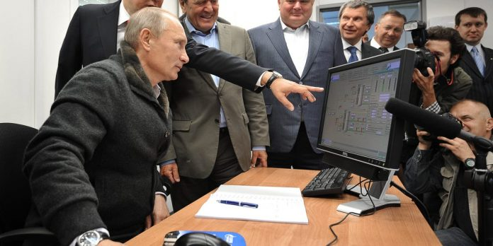 Putin reportedly uses Windows XP, which is vulnerable to hackers – Business Insider
