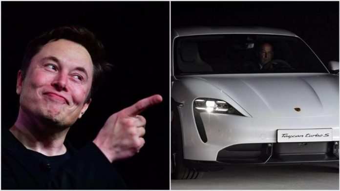 Elon Musk's Taycan-Baiting Backfires – Could His Mistake Force a Model S Redesign?