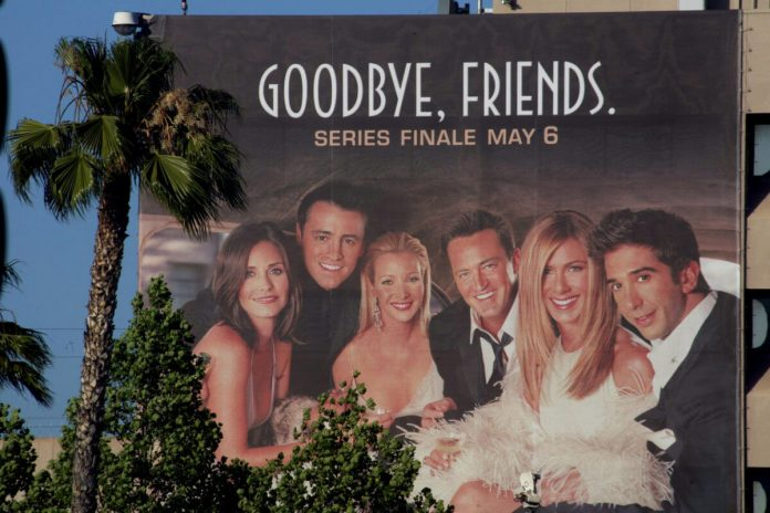 The One Where Netflix Subscribers Grieve the Loss of 'Friends' on Twitter