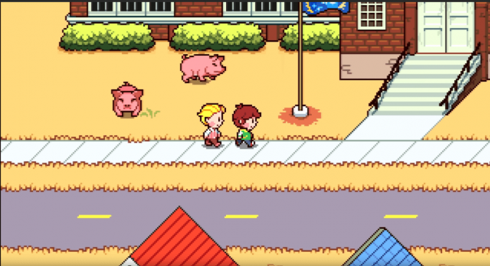 Earthbound Fans Rejoice! Mother 4 Fan Game Looks Brilliant as 'Oddity'