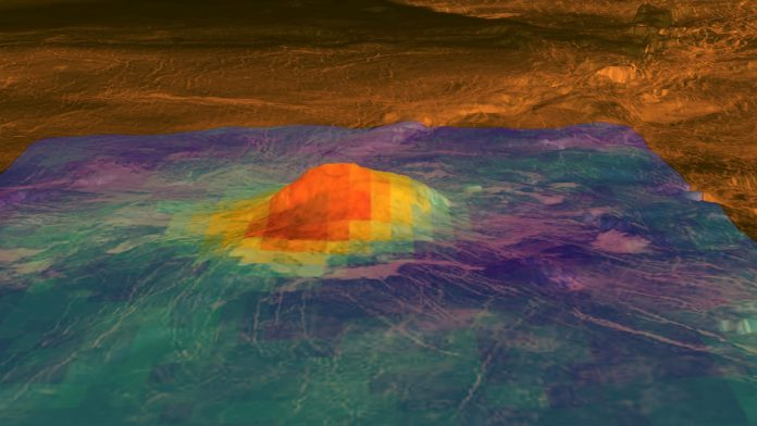 New Evidence Reveals that Venus has Active Volcanoes – SciTechDaily