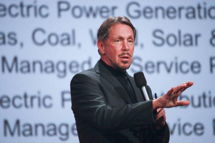 Larry Ellison's $1 Billion is Better Off Parked in Tesla Than Oracle