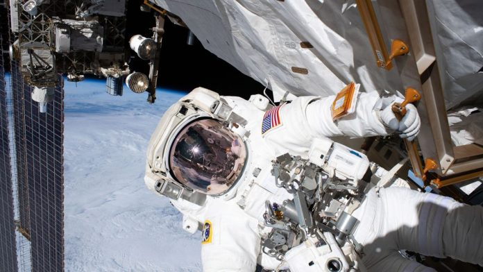 You can watch two astronauts take a spacewalk to fix a $2 billion space experiment today. Here's how. – Space.com