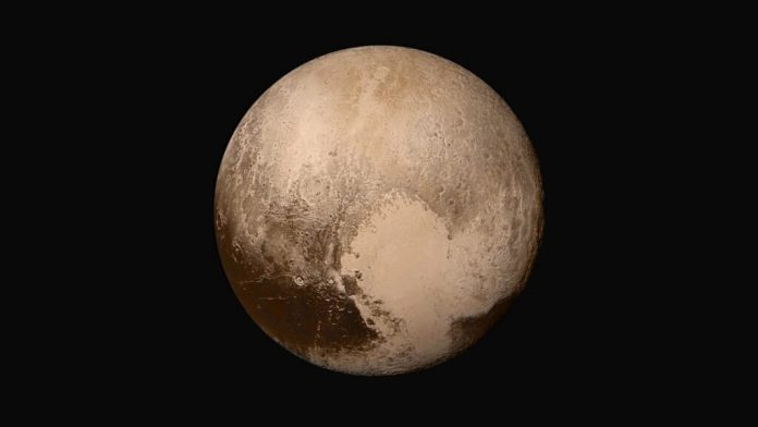 Pluto's icy heart makes winds blow – Phys.org