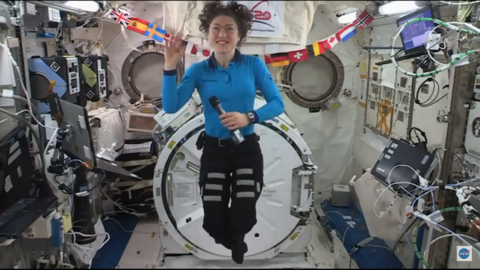 Record-Breaking astronaut Christina Koch talks female space records and more – Space.com