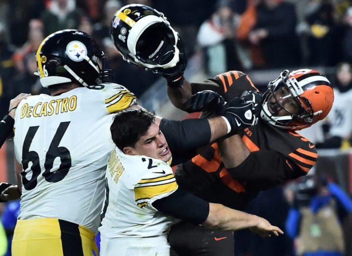 Myles Garrett Reinstatement Reveals the NFL's Ugly Double Standard