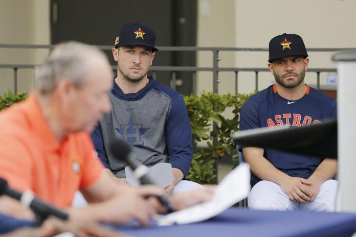 Bregman & Altuve's Apology Was So Cringeworthy It Was Hilarious