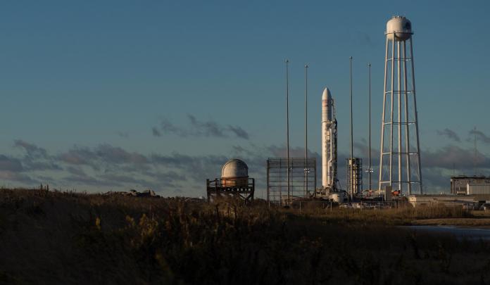 Antares and Cygnus 13th ISS resupply flight heads into second attempt – NASASpaceflight.com