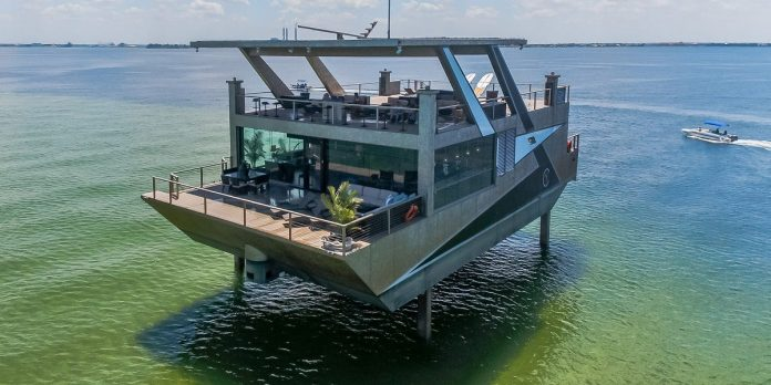'Mansion Yacht' photos: the world's first stainless steel yacht – Business Insider