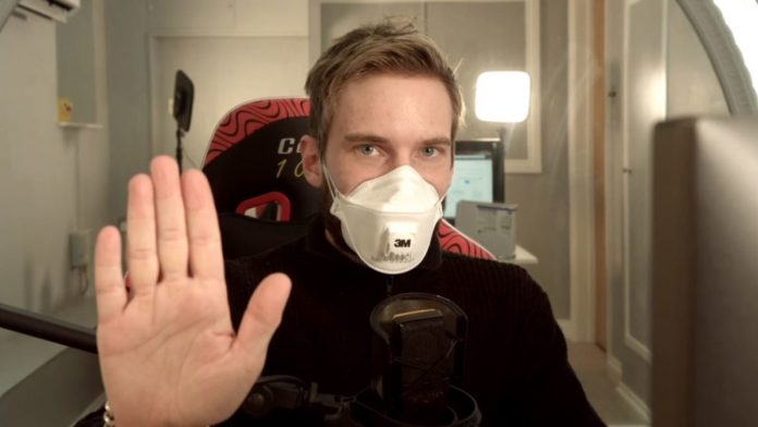 PewDiePie Laughs at Coronavirus in Racially 'Edgy' Return Video