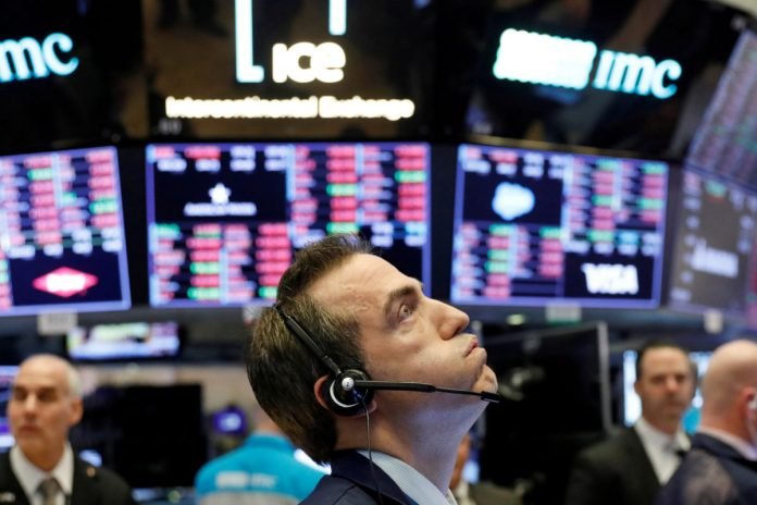 U.S. Stock Market Plunges Into Correction as Goldman Sachs Predicts Further Drop