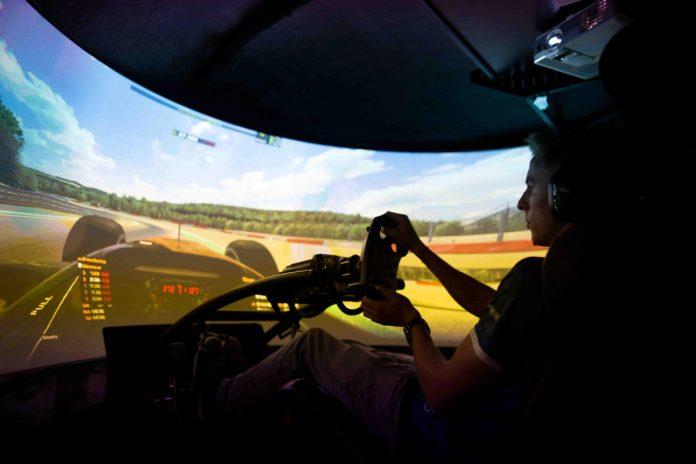 Virtual Racers Like James Baldwin Might Soon Replace Traditional Racing Drivers