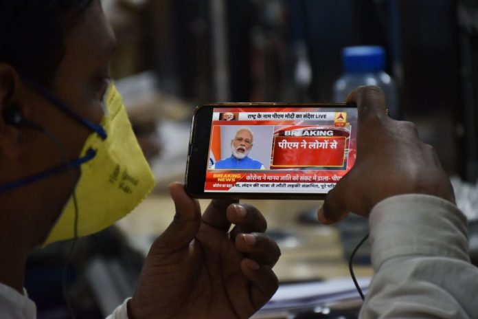 No Decisive Measures By PM Modi Yet as India Coronavirus Cases Spike