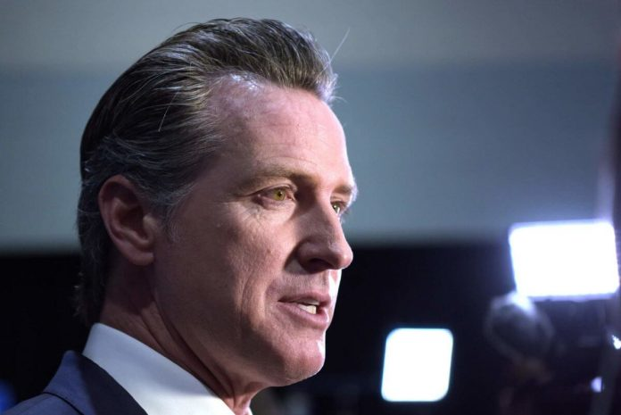 California Governor's Stay-At-Home Order is Unconstitutional