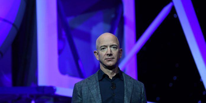 Amazon CEO Jeff Bezos sends letter to employees about coronavirus – Business Insider