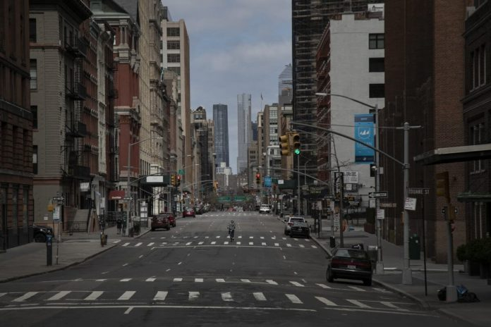 New York About to Surpass Italy As Hardest Hit by Coronavirus