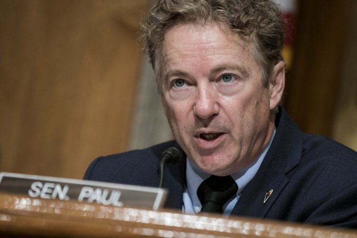 Rand Paul Haters Say It's 'Karma' He's The First Senator to Get Coronavirus