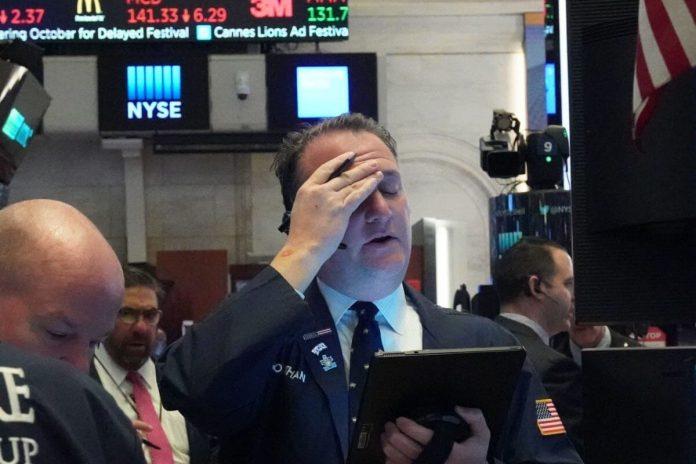 Dow Jones Set for a Disastrous Week as Coronavirus Relief Package Hits Roadblock