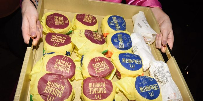 Coronavirus: McDonald's cuts back on menu, ends All-Day Breakfast – Business Insider