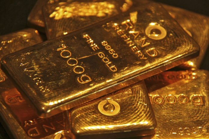 As Hypervolatility Rages, the Gold Price Is Surging for One Simple Reason